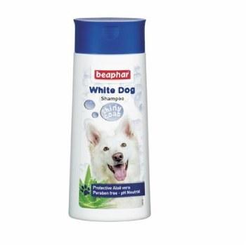 BEAPHAR WHITE DOG SHAMPOO 250ML