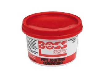 BOSS WHITEPIPE JOINTING COMPOUND 400GRM