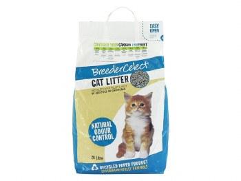 BREEDER CELECT CAT LITTER 20LT