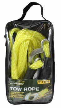 TOURING TOW ROPE