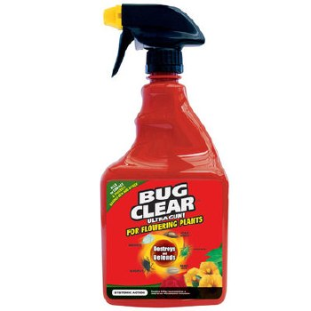 BUG CLEAR ULTRA GUN READY TO USE 1 LITRE
