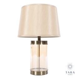 CARLEE TABLE LAMP BRONZE 55 CM