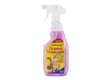CASCADE CLEANING DISINFECTANT 500ML