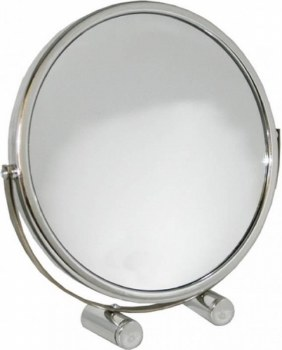 COSMETIC MIRROR TWO SIDED