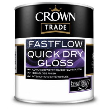 CROWN FASTFLOW QUICK DRY GLOSS 2.5L