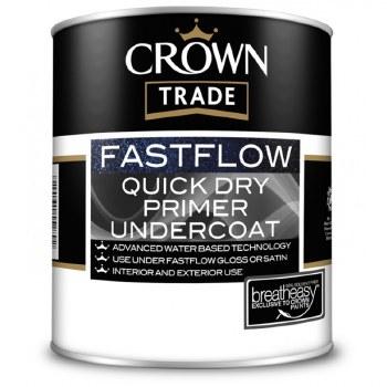 CROWN FASTFLOW QUICK DRY UNDERCOAT 1L