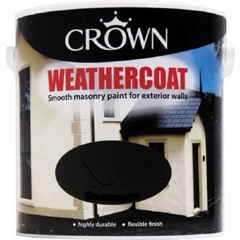 CROWN WEATHERCOAT BLACK 2.5L