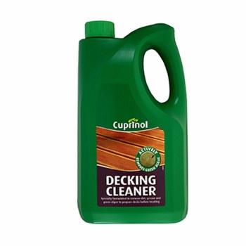 CUPRINOL GARDEN DECKING CLEANER 2.5L