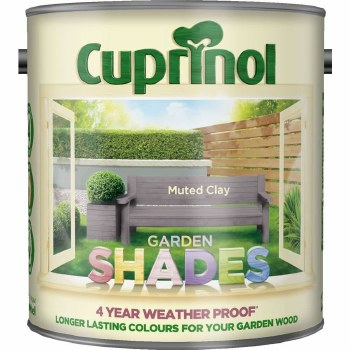 CUPRINOL GARDEN SHADE MUTED CLAY 2.5L