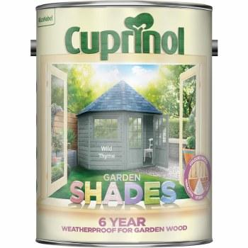 CUPRINOL GARDEN SHADE WILD THYME 2.5L
