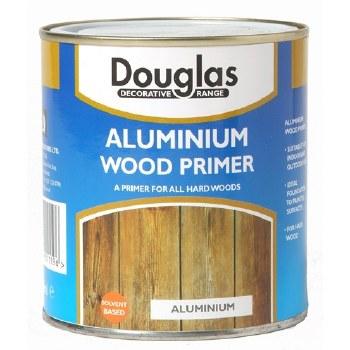 DOUGLAS ALUMINIUM WOOD PRIMER 250ML