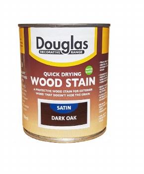 DOUGLAS QUICK DRY WOODSTAIN 250ML PINE
