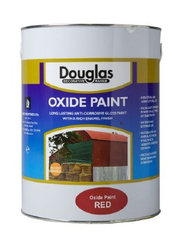 OXIDE METAL PAINT RED 5L