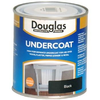 DOUGLAS UNDERCOAT BLACK 500ML