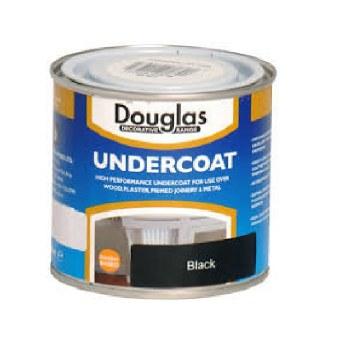 DOUGLAS  UNDERCOAT BLACK 250ML