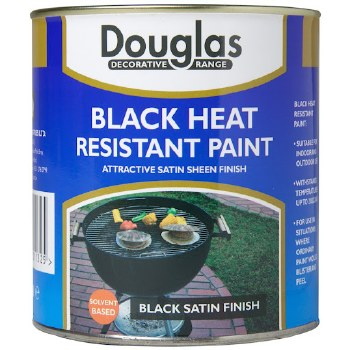DOUGLAS BLACK HEAT RESISTANT 500ML