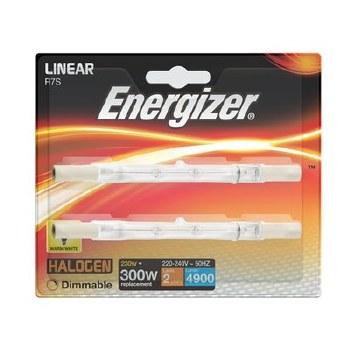 ENERGIZER ECO HALOGEN 240W (300W) LINEAR LAMP CARD 2