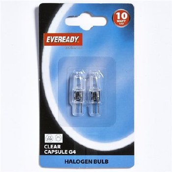 EVEREADY CLEAR ECO HALOGEN G4 10W
