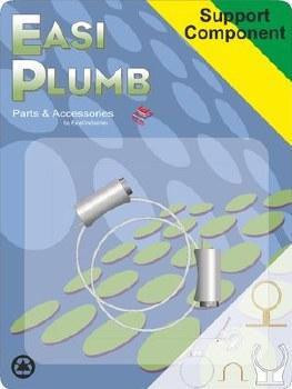Easi Plumb 2 Pce 13 - 19mm Hose Clips