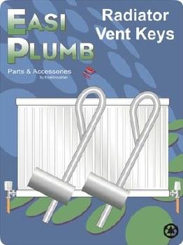 Easi Plumb 2 Pce Veha Vent Key