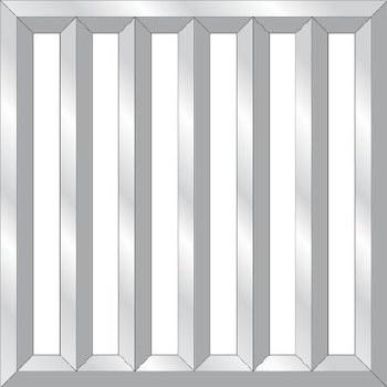 Easi Plumb Spare Aluminium Gulley Grid