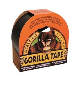 GORILLA TAPE BLACK 48MM X 11 MTR ROLL