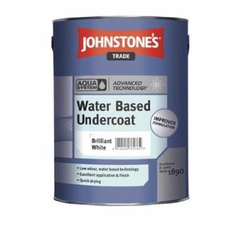 JOHNSTONE AQUA WATER BASED UNDERCOAT 2.5LT