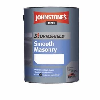 J/STONE STORMSHIELD SMOOTH BLACK 5 LTR
