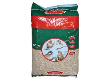 JOHNSTONS AND JEFF SUNFLOWER HEARTS 12.75KG