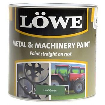 LOWE METAL & MACHINERY PAINT 1LT GREEN