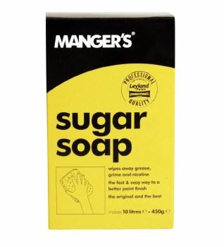 MANGERS SUGAR SOAP POWDER 10L MIX