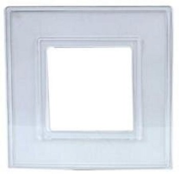 MAP SWITCH PLATES CLEAR PACK OF 2