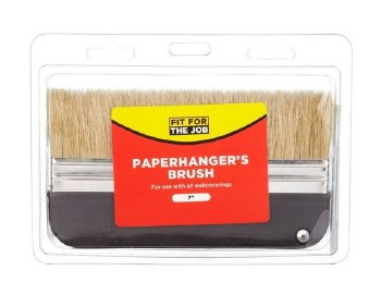 """FIT FOR THE JOB 7"""" PAPERHANGERS BRUSH"""
