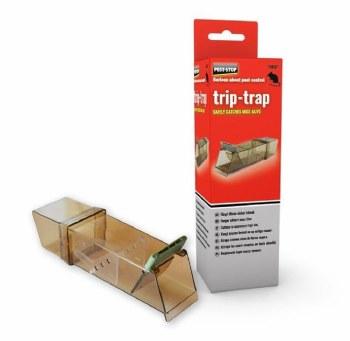 PEST-STOP TRIP TRAP MOUSETRAP BOXED
