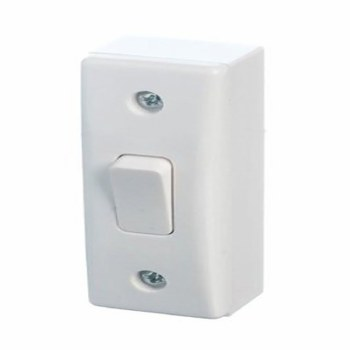 POWERMASTER 1 GANG ARCHITRIVE SWITCH WITH BOX