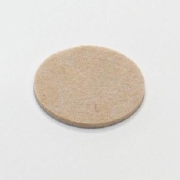 "PREMIER 4 PCE 50 MM (2"") ADHESIVE FELT PADS"