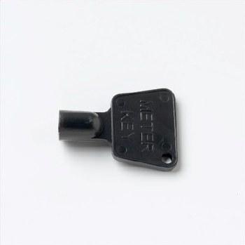 PREMIER PLASTIC METER BOX KEY BLACK