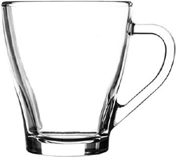 RAVENHEAD ESSENTIALS GLASS MUG 25.5CL