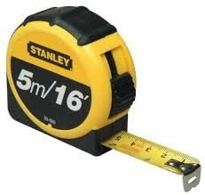 THE STANLEY TAPE 5MT