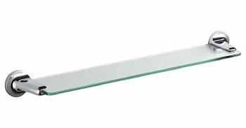 TEMA ARNO GLASS SHELF CHROME