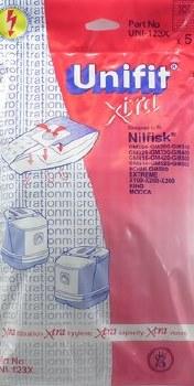 UNIFIT XTRA VACUUM BAGS FOR NILFISK - UNI-123