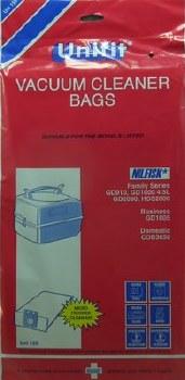 UNIFIT VACUUM CLEANER BAGS FOR NILFISK - UNI-155
