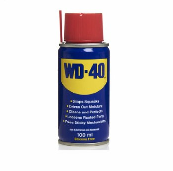 WD40 100ML SPRAY CAN