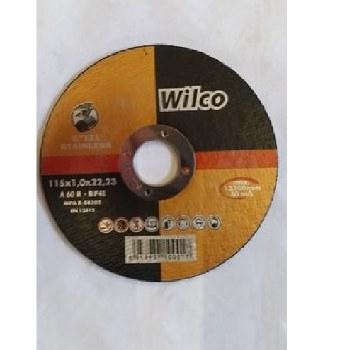 WILCO 9 FLAT METAL DISC THIN TYPE NO31