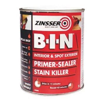 ZINSSER B-I-N PRIMER SEALER 5 LTR