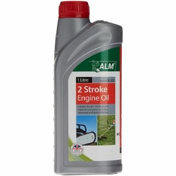 ALM 500ML 2 STROKE OIL (LAWNMOWERS, HEDGETRIMMERS)