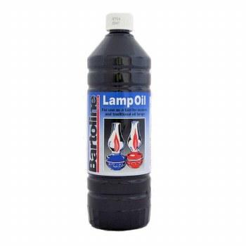BARTOLINE LAMP OIL CLEAR 1 LTR