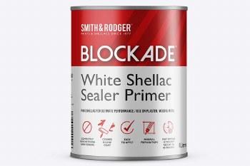 BLOCKADE WHITE SHELLAC SEALER PRIMER 2.5l