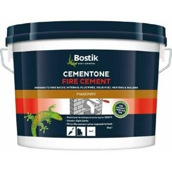 BOSTIK CEMENTONE FIRE CEMENT 2 KG