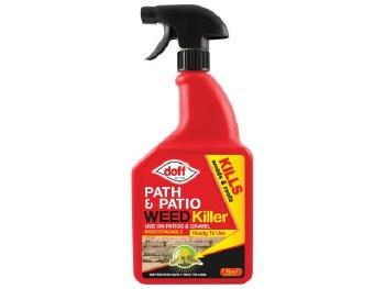 DOFF RTU PATH & PATIO WEEDKILLER 1 LTR